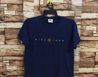 Vintage Blue T Shirt