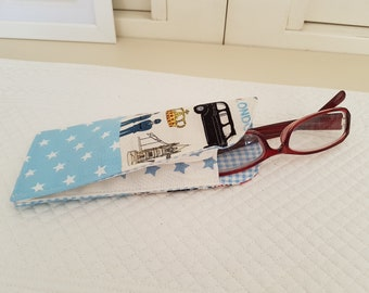 London glasses case