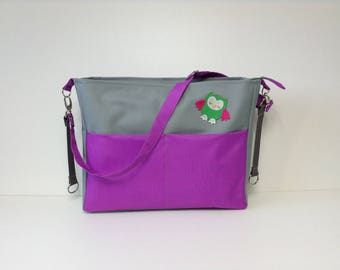 Durable bag,Diaper bag,Bag with pockets,School bag,Shoulder bag,Woman bag,City bag,Messenger bag.Crossbody bag