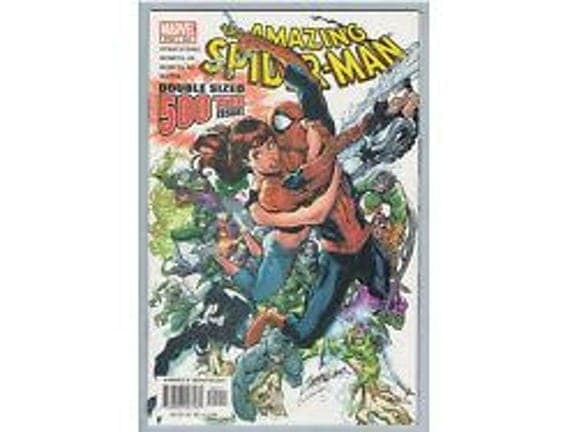Amazing Spider-man 500 Dec 2003 NM- (9.2)