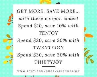 Get More Save More With These Coupon Codes