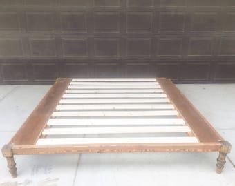 the natalie platform bed platform bed king bed frame rustic bed wood