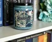 Bookstagram | Bookstagramer Candle | Clean Linen Scent