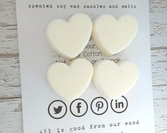 Mulderie Wood Scent Sample Pack - 4 Soy Wax Melts