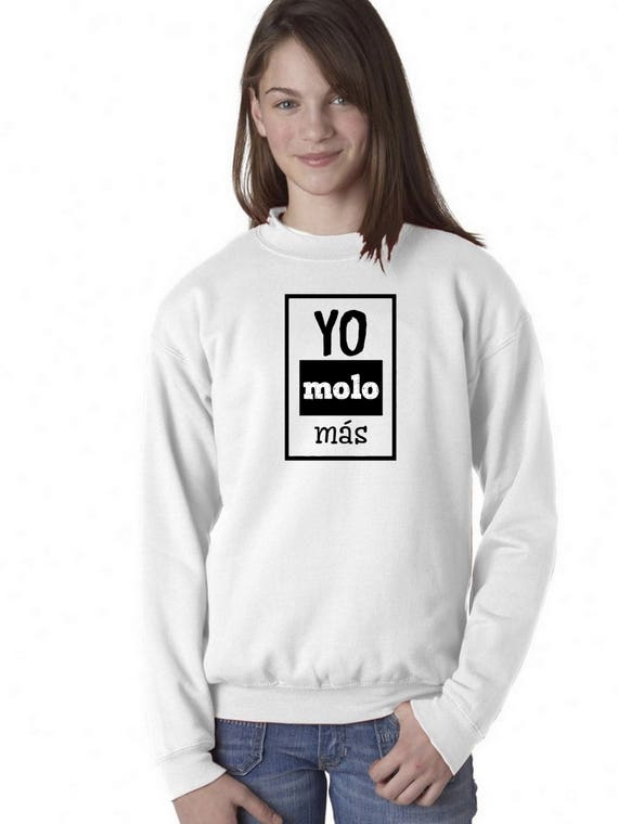 Boy Girl Baby sweater YO MOLO MAS