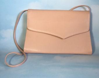Baby Pink Shoulder Bag Purse Barbie Clutch