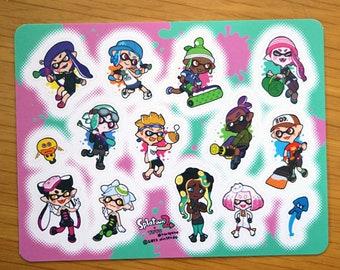 Splatoon2 sticker
