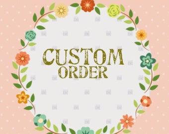 Custom tutu for Dawn