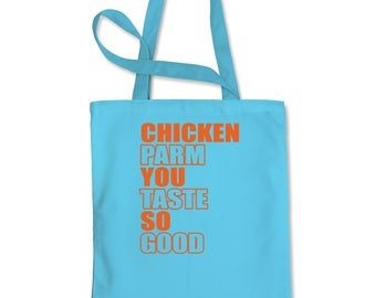 Chicken Parm You Taste So Good  Shopping Tote Bag