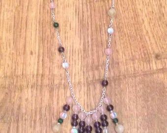 Deco Goddess Necklace