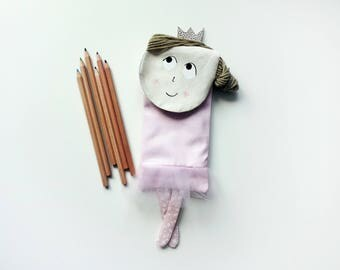 Prima Ballerina - pencil case
