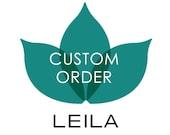 Custom Listing for ANDOLINAS
