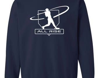 All Rise - Judge Swing Crew Sweatshirt