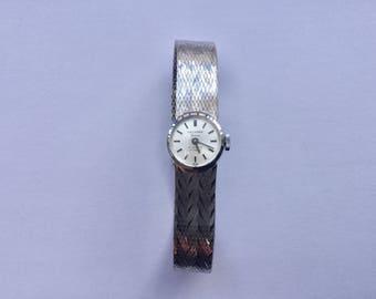 Vintage Delvina Geneve windup watch