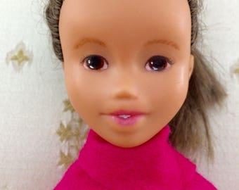 Upcycled OOAK Bratz Doll
