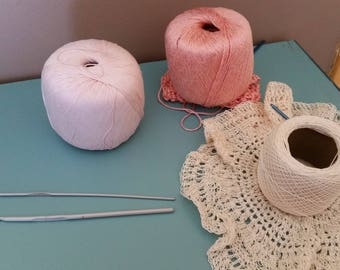 its coils crochet needle set