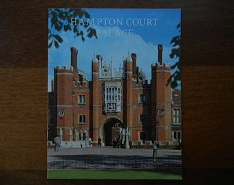 Hampton Court Palace by Olwen Hedley ~ Pitkin Pictorial 1971