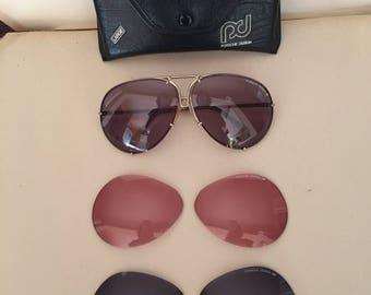 Porsche design sunglasses vintage Porsche dedign vintage sunglasses
