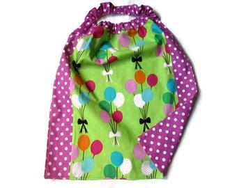 canteen elasticated towel, children's table, nursery, nursery