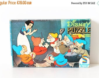 Snow White Puzzle Etsy