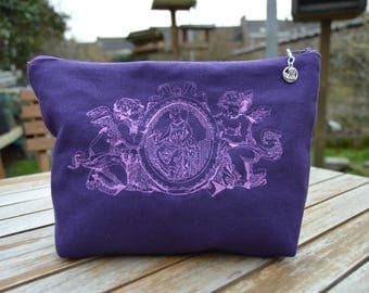 Kit purple embroidered Angels available