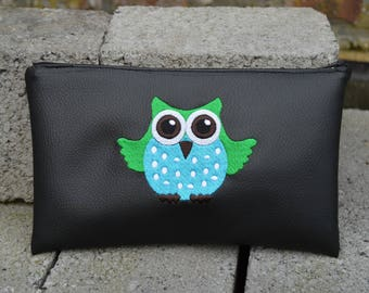 the faux leather OWL Kit