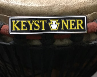 Keystoner V7 hat pin