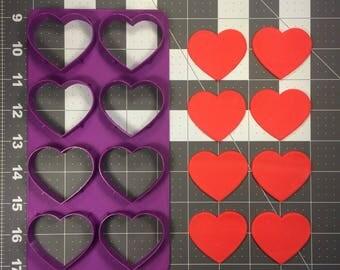 Heart Multi-Cutter