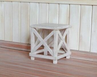 Handmade Table Miniature 1:6 Pullip Blythe Momoko Barbie BJD Lati