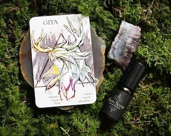 "Skin Scent Natural Oil Perfume ""Giya"""