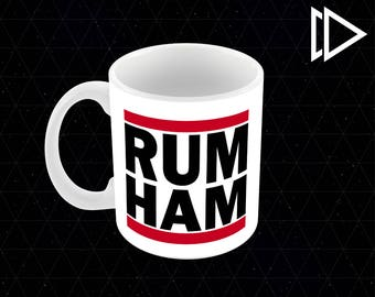 Rum Ham - 11oz Coffee Mug