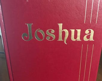 Joshua Hardcover – 1983