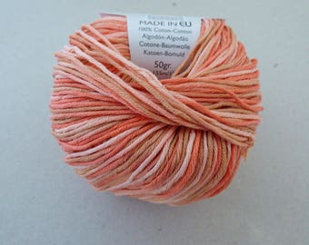 Cotton Natura Spring 410 clementine