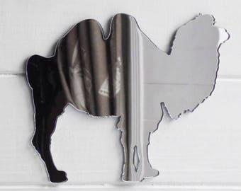 2 Hump Bactrian Camel Acrylic Mirror