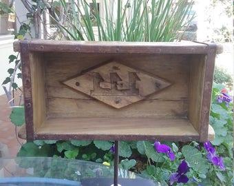 Wooden Brick Mold - Re-purposed!