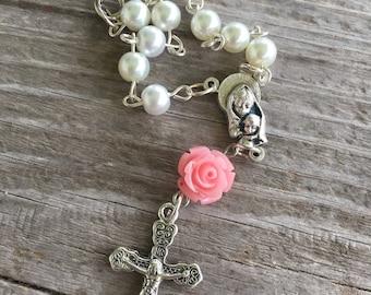 Catholic rosary, car rosary