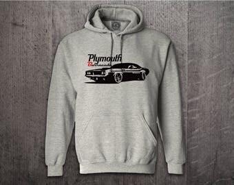 Plymouth Barracuda hoodie, Cars hoodies, Dodge hoodies, Men hoodies, funny hoodies, Cars t shirts, Unisex Hoodies, Classic plymouth t shirts