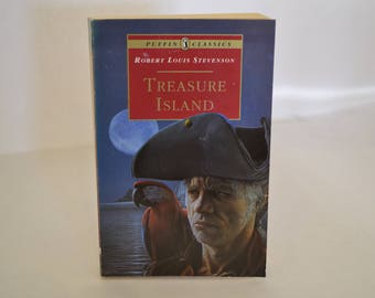 Robert Louis Stevenson - Treasure Island VINTAGE
