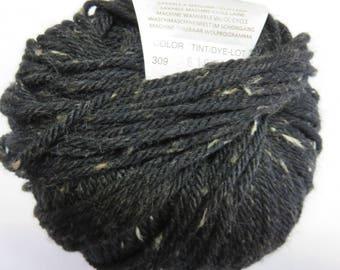 Wool Katia Merino tweed color 309