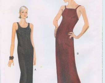 Very Easy Very Vogue Misses Dress Pattern 9594 (size 6, 8, 10)