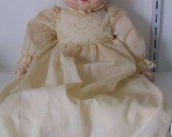 antique german doll, antique bisque doll, 1920's german doll, antique doll, german doll A18