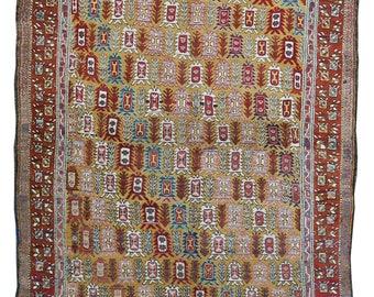Antique Caucasian Carpet 3.51m x 1.62m