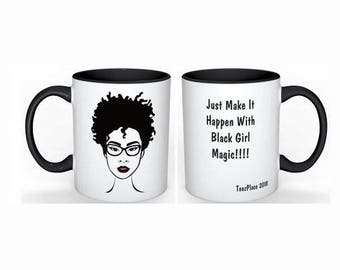 Black Girl Magic Mug