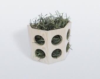 Large Semi-Octagonal Hay Feeder