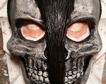Devil Lock Skull Mask