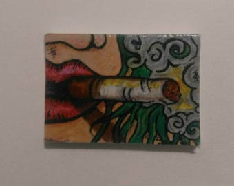 Hello nicotine
