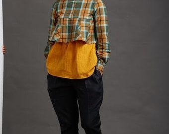 Lungi Pacha Kediyun Jacket