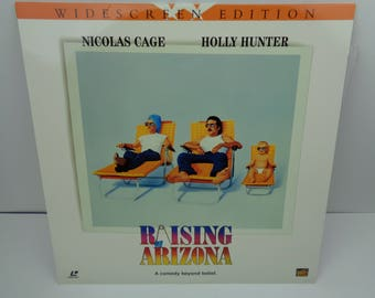 Raising Arizona Laserdisc