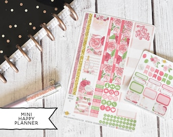 Mini Happy Planner Monthly Kit | You pick the month! 198L