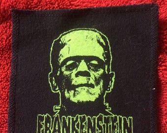 Frankenstein cloth patch